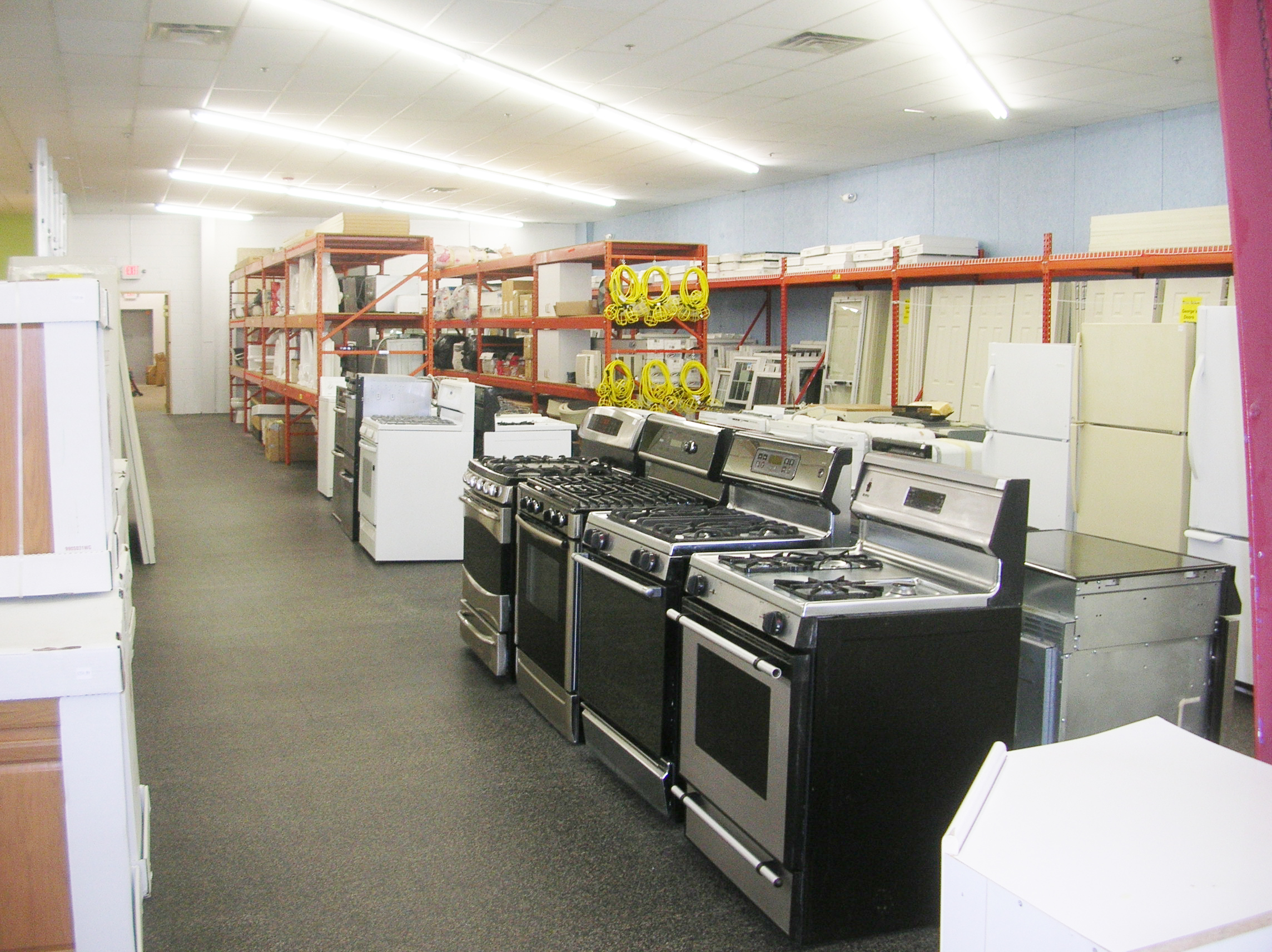 Where to donate used furniture Where to donate used appliances